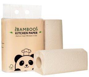 Bambusowe ręczniki kuchenne 2szt Zuzii, 680g