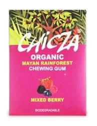 Biodegradowalna guma do żucia o smaku owoców jagodowych BIO 30 g