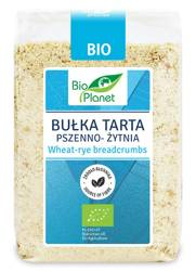 Bułka tarta pszenno-żytnia BIO 250 g