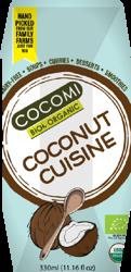Coconut milk - napój kokosowy bez gumy guar (17 % tłuszczu) BIO 330 ml