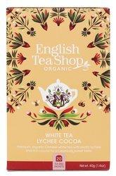 Herbata biała Lychee Cocoa (20x2) BIO 40 g