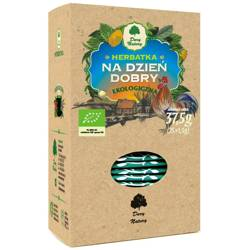 Herbatka na dzień dobry BIO (25 x 1,5 g) 37,5 g