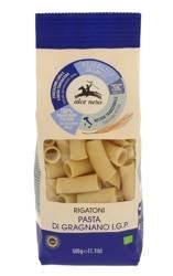 Makaron (semolinowy) rigatoni BIO 500 g