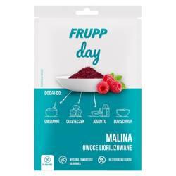 Malina owoce liofilizowane bez dodatku cukru 10 g