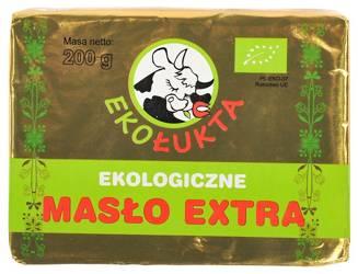 Masło extra BIO 200 g