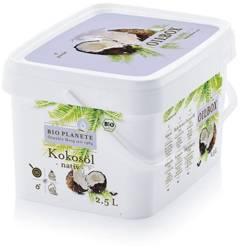 Olej kokosowy virgin BIO 2,5 l