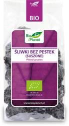Śliwki bez pestek suszone BIO 200 g
