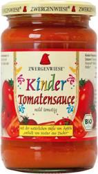 Sos pomidorowy dla dzieci bezglutenowy BIO 350 g