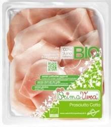 Szynka gotowana prosciutto cotto plastry bezglutenowa BIO 100 g