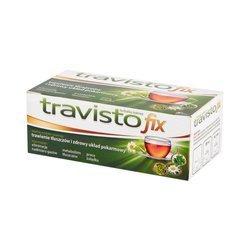 Travisto Fix herbatka ziołowa na układ pokarmowy 20 torebek
