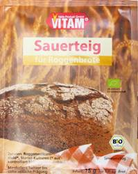 Zakwas chlebowy BIO 15 g
