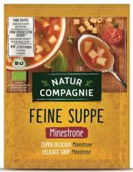 Zupa minestrone z makaronem BIO 50 g