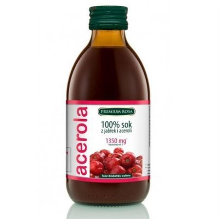 Acerola-naturalna witamina c 250 ml