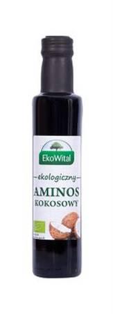 Aminos kokosowy BIO 250 ml