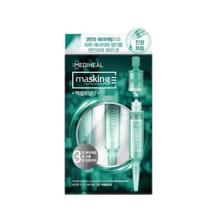 Ampuła do twarzy rewitalizująco-przeciwzmarszczkowa 3x4 ml