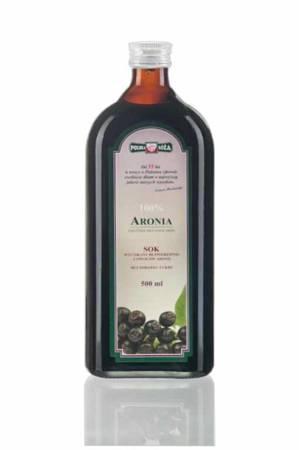 Aronia sok 100 B/C 500 ml