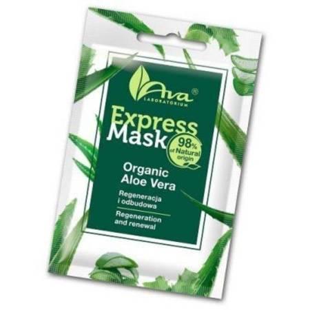 BEAUTY MASK - Aktywna maska na bazie organicznego soku z aloesu, 7ml AVA
