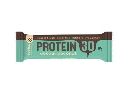 Baton Protein 30% kakao- kokos BEZGL. 50 g