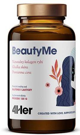 BeautyMe naturalny kolagen rybi suplement diety 120g
