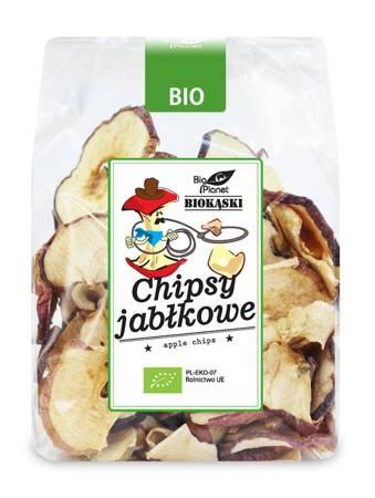 Chipsy jabłkowe BIO 100 g