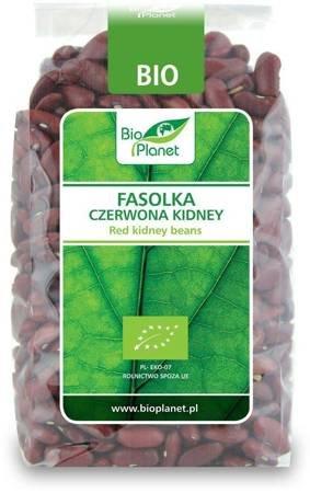 Fasolka czerwona kidney BIO 400 g