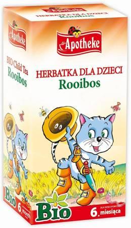 Herbatka dla dzieci - rooibos BIO (20 x 1,5 g) 30 g