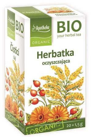 Herbatka oczyszczająca BIO (20 x 1,5 g) 30 g
