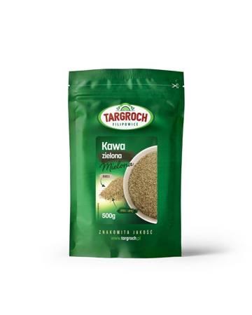 Kawa Zielona Mielona 500 g