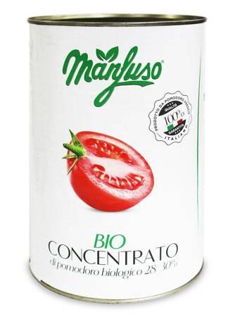 Koncentrat pomidorowy BIO 4,5 kg