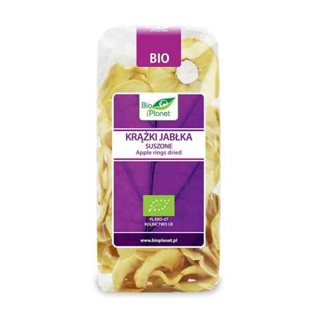 Krążki jabłka suszone BIO 100 g