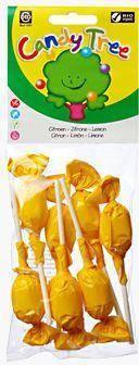 Lizaki okrągłe o smaku cytrynowym bezglutenowe BIO (7 x 10 g) 70 g