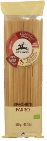 Makaron (orkiszowy) spaghetti BIO 500 g