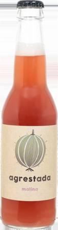 Napój jabłko-agrest-malina BIO 330 ml
