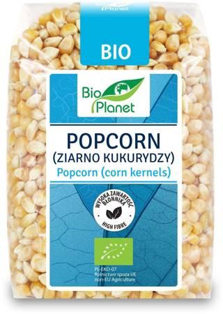Popcorn (ziarno kukurydzy) BIO 400 g