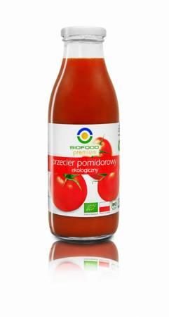 Przecier pomidorowy bezglutenowy BIO 500 ml