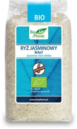 Ryż jaśminowy biały bezglutenowy BIO 500 g