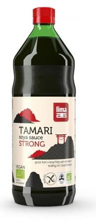 Sos sojowy tamari mocny bezglutenowy BIO 500 ml