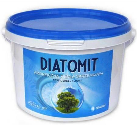Ziemia okrzemkowa amorficzna (diatomit) 1 kg (wiaderko)